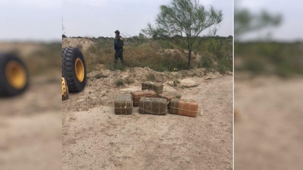 Border Patrol Seizure