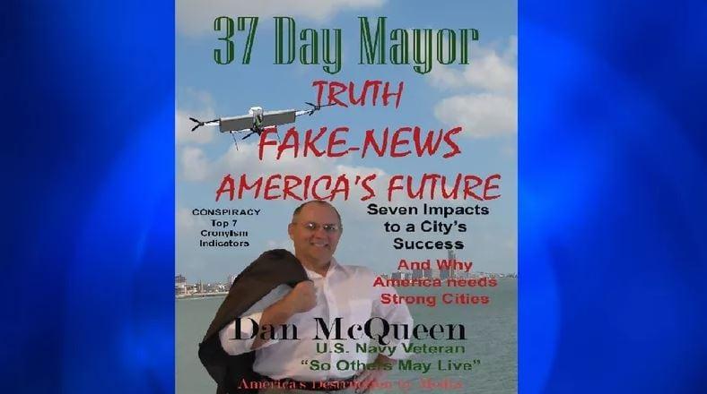 Dan McQueen's Book