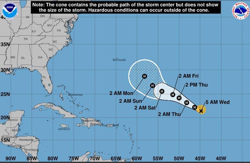 Hurricane Florence/NHC