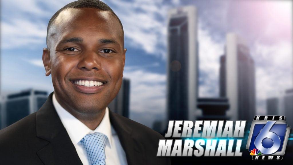 Jeremiah Marshall headshot