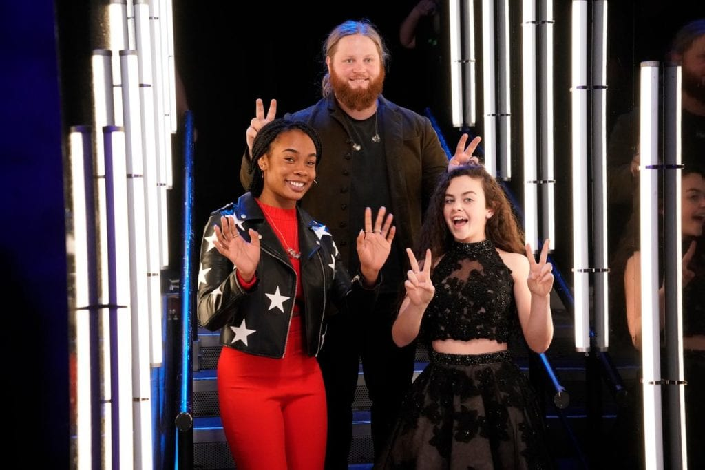 """How to watch last night's full episode of """"The Voice"""""""