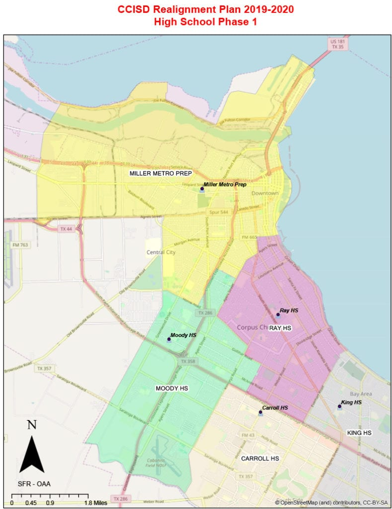 Corpus Christi Independent District releases maps ... on st. augustine map, kansas city map, duluth map, kingsville map, gary city map, texarkana map, nueces county map, portland maine map, laguna madre map, catlettsburg map, san jose island map, houston map, port aransas map, georgetown tx on map, texas map, portland tx map, calallen middle school map, galveston map, laredo map, archer city map,